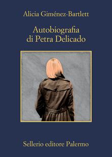 Autobiografia di Petra Delicado, detective senzamorti